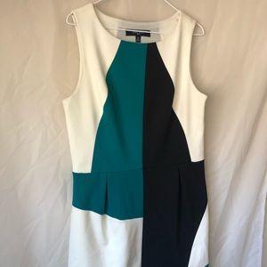 Pattered MOD dress